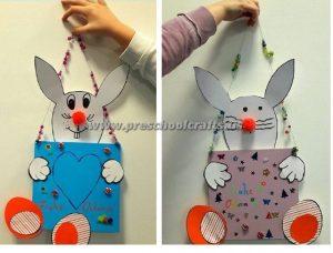 easter bunny craft ideas for preschool