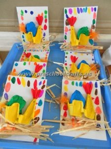 easter-chicken-crafts-for-kids