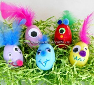 easter crafts for kindergarten