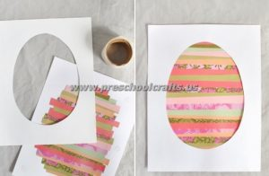 easter egg craft ideas