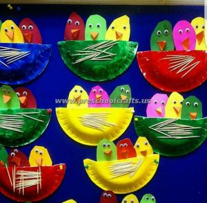 easter paper plate crafts for kids