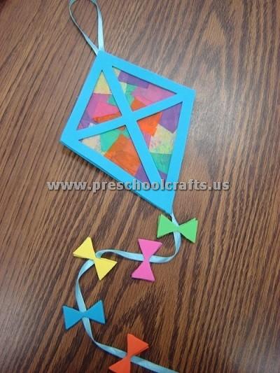 Easy Spring Craft Ideas For Kindergarten