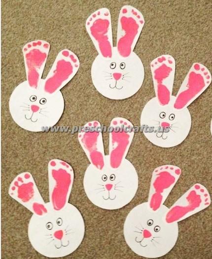 bunny preschool crafts preschool easter bunny crafts preschool crafts 683