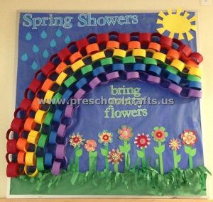 spring bulletin boards for elemantry school