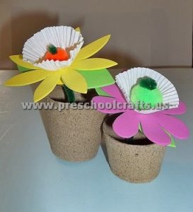 spring craft ideas for preschool teachers