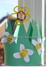 spring headband craft ideas for kids