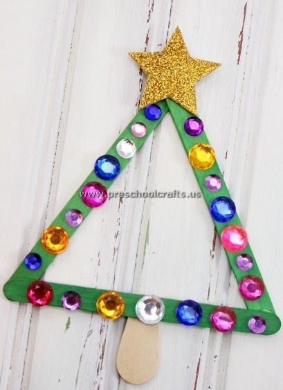 Christmas Craft Projects For Pre School