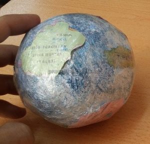 Earth Day Craft Idea for Preschooler