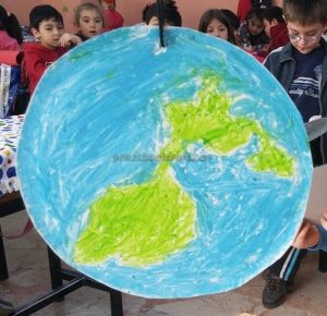 Earth Day Craft Idea for Preschoolers