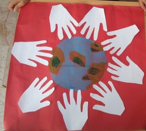 Earth Day Theme Craft Ideas