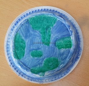 Earth Day Theme Craft Ideas for Kindergartner