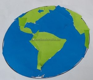 Earth Day Theme Craft Ideas for Kindergartners