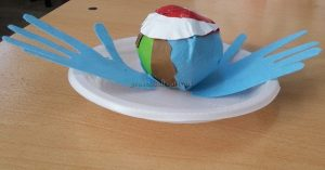 Earth Day Theme Paper Plate Craft Ideas for Kindergarten