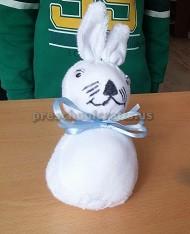 Easter Bunny Craft for Kindergarten