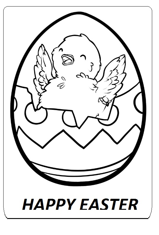 easter coloring pages for kindergarten - photo#18