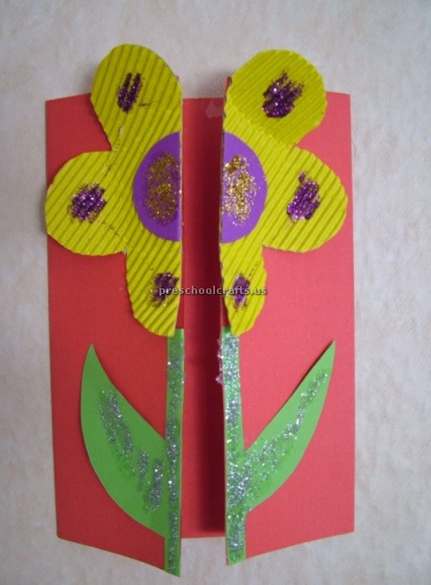 Happy mother 39 s day crafts for preschool preschool crafts for Mother s day projects for preschoolers