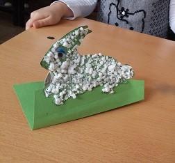 Kindergarten Happy Easter Bunny Craft Ideas