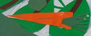 Kindergarten Spring Fruits Craft Ideas - Carrot Craft Ideas