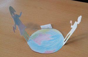 Kindergartner Earth Day Theme Craft Ideas