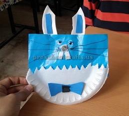 Preschool Easter Paper Plate Craft Ideas