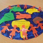 Preschool Happy Earth Day Craft Idea