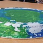 Preschool Happy Earth Day Paper Plate Craft Ideas