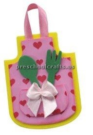Preschool mother's day crafts ideas