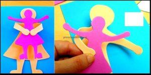 Preschool mothers day flower crafts ideas