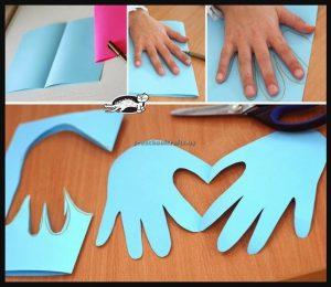 Preschooler mother's day flower crafts ideas