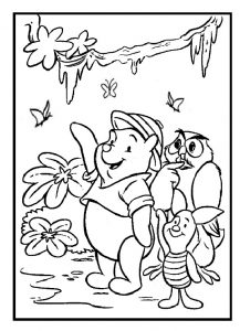 Spring animals coloring pages for kids free printable