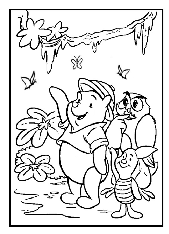 spring animals coloring pages for kids free printable preschool crafts. Black Bedroom Furniture Sets. Home Design Ideas