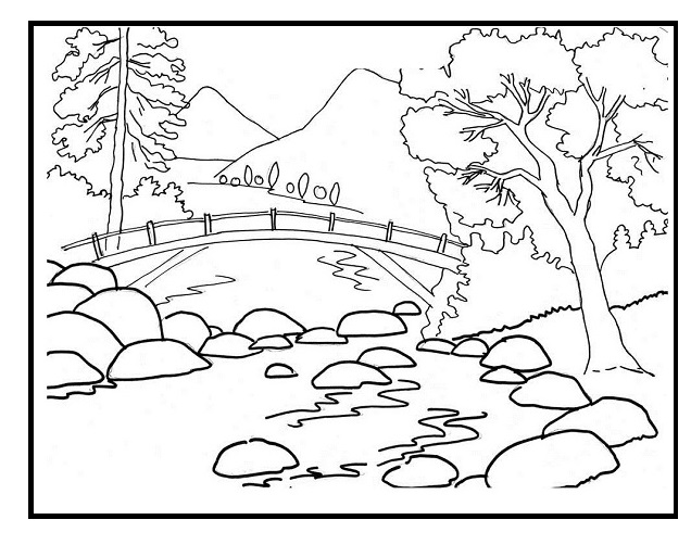 spring themed coloring pages - spring coloring pages for preschool free printable