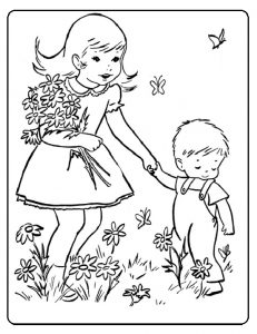 Season Coloring Pages Archives - Preschool Crafts