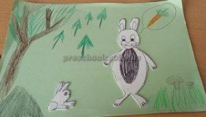bunny craft ideas for kindergarten