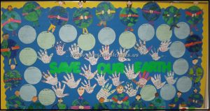 earth day kids bulletin boards