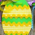 egg craft ideas for preschool - easter egg crafts