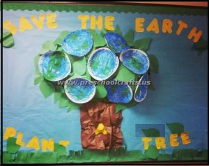 happy earth day 3d bulletin boards