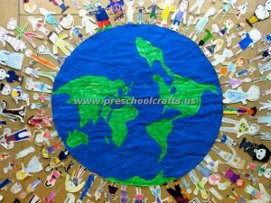 happy earth day bulletin board ideas