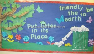 happy earth day bulletin boards