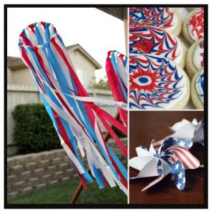 happy labor day craft idea for preschooler