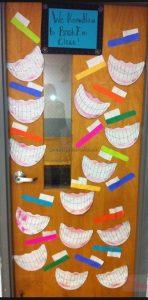 health week door bulletin board ideas for preschool