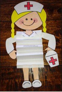 health week nurse bulletin board ideas for preschool