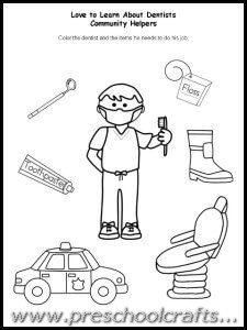 lobour day worksheeets for preschool