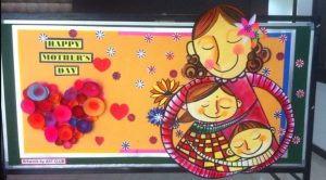 Bulletin Board Ideas to Happy Mother's Day