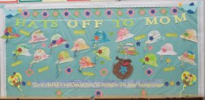 Bulletin board ideas to mothers day