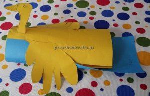 Duck craft ideas for kids
