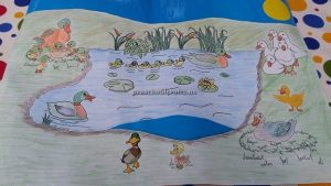 Duck craft ideas kindergarten