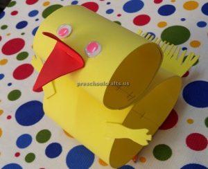 Duck ideas for preschool and kindergarten