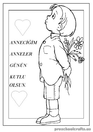 Mother 39 s Day Free Printables Coloring Pages for