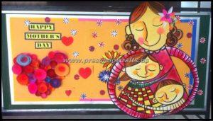 Mother's Day bulletin board ideas for preschool